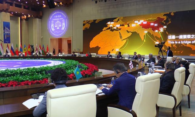 Высшие судебные органы Казахстана и Китая договорились о сотрудничестве