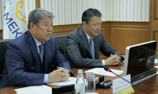 ЭКСПО-2017 и палата предпринимателей поддержат отечественных бизнесменов