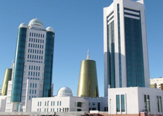 Совместное заседание Палат Парламента проходит в Астане