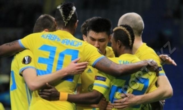 «Астана» дома разгромила израильский «Маккаби» из Тель-Авива - 4:0