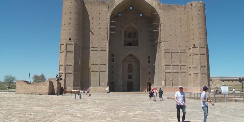 «Хабар» Агенттігінің Түркістандағы тілшілер қосыны ашылды
