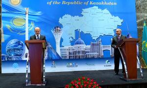 Қазақстанның Тәуелсіздік күні мерекесі Әзербайжан жерінде тойланды