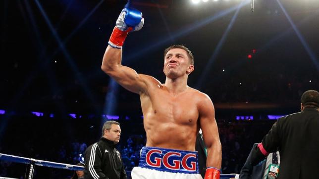 WBC признал Геннадия Головкина «Человеком года»