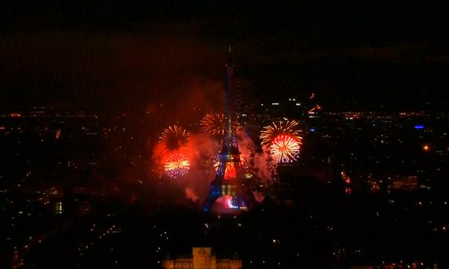 Эйфелева башня приняла 300-миллионного посетителя