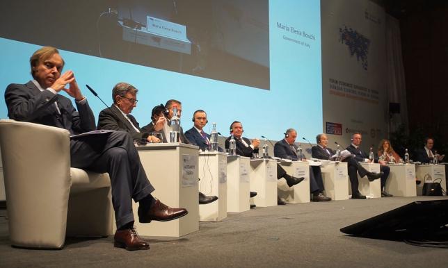 ЕАЭС И ЕС намерены укрепить сотрудничество