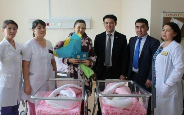 В Казахстане набирает популярность проактивная услуга для рожениц