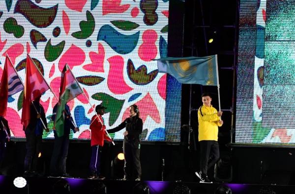 Буэнос-Айресте жасөспірімдер арасындағы Жазғы Олимпиада ойындарының ашылу салтанаты өтті