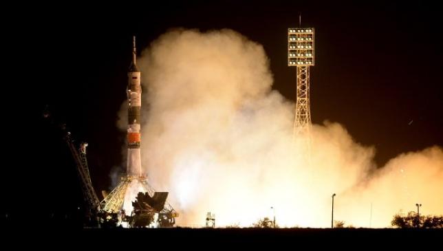 С Байконура стартовал «Союз МС-06» с новой экспедицией на МКС