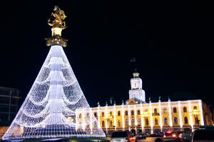Тбилиси готов встречать Новый год