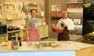 «Магия кухни». Гость: шеф-повар Шарип Мидо