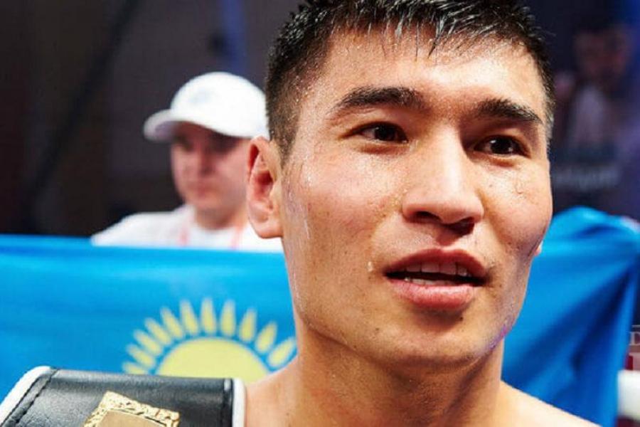 Бекман Сойлыбаев Boxrec рейтингінде жоғарылады