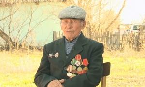 «Хабар» агенттігі ҰОС ардагері Тоқан Әлімбаевтың шаңырағында болып, тартуын табыс етті