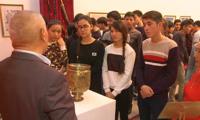 Исторический экспонат выставлен в музее Темиртау