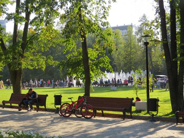 Пять новых скверов и еще один парк появятся в Астане до конца года