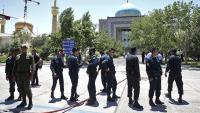 В Иране задержали 41 подозреваемого после нападений в Тегеране