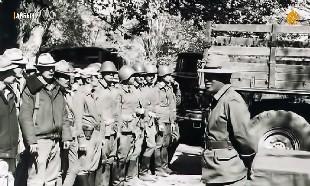 «Айбын». Мұсылман батальонына 35 жыл. Б.Керімбаевтың. Қара майор. Ауған соғысындағы ерлігі