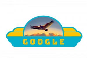 Google қазақстандықтарды Тәуелсіздік күнімен құттықтады