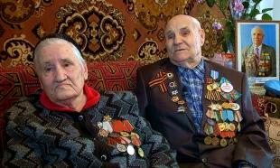 В Акмолинской области чествовали ветеранов Великой Отечественной войны