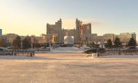 Потепление и снегопады ожидают казахстанцев в ближайшие трое суток