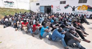 Ливиядағы босқындар саны 1 миллионға жеткен
