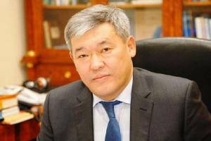 Р.Жошыбаев освобожден от должности комиссара выставки EXPO 2017
