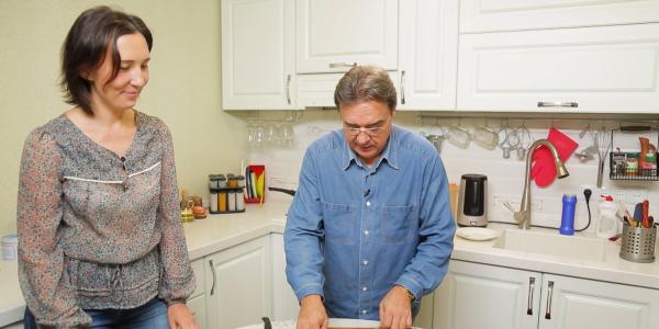 «Джио научит». Готовим вкуснейшую итальянскую пасту с судаком и помидором!