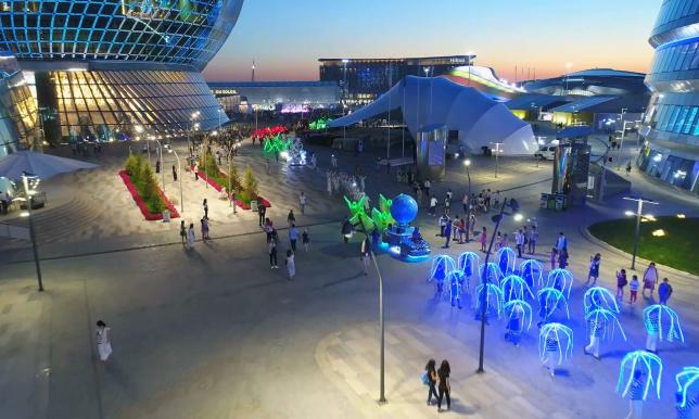 Два миллиона человек посетили выставку EXPO в Астане