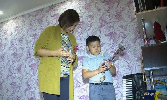 Юный талант из Уральска покоряет мир