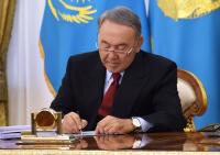 Глава государства подписал указ о переименовании Енбекшильдерского района Акмолинской области
