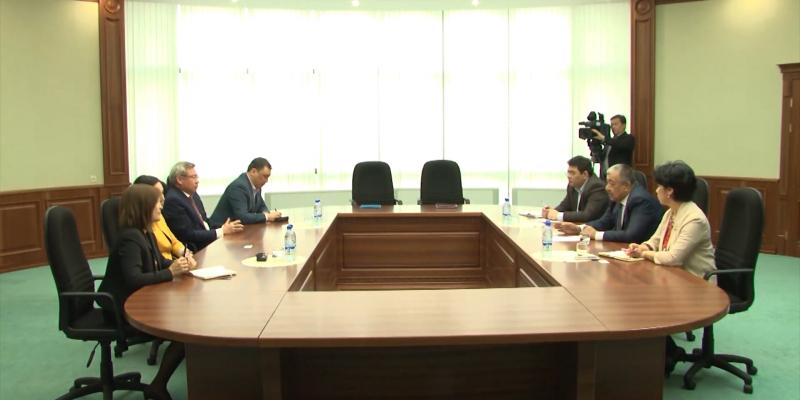 Агентство «Хабар» и НТК Узбекистана заключили меморандум о сотрудничестве