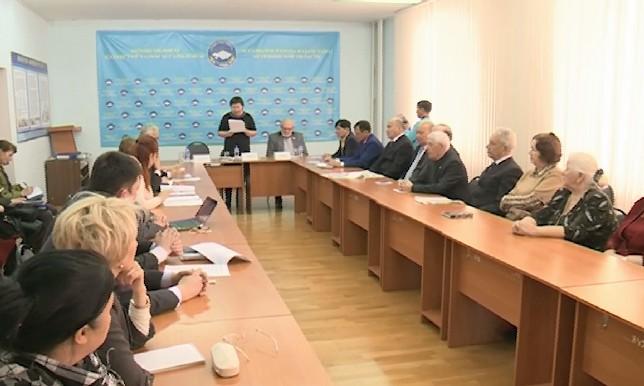 Члены АНК обсудили послание Президента РК