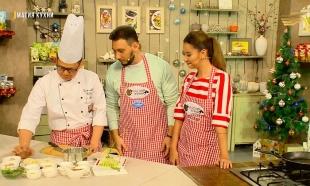 «Магия кухни». Гости: Лол Гим Сен, Азиза Айбадуллина