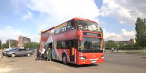 «20 фактов об Астане». Автобус