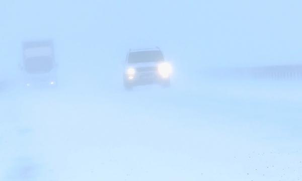 Снег и метель ожидаются в Казахстане в ближайшие 3 дня