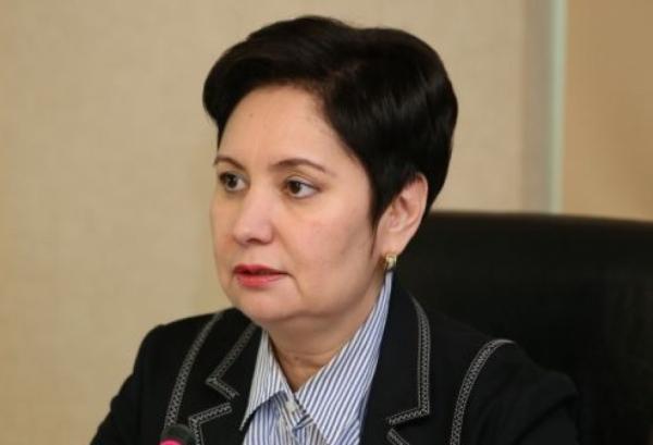 Г.Абдыкаликова встретилась с Послом Словакии в Казахстане Петером Юза
