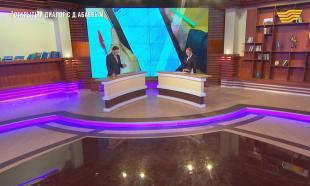 «Открытый диалог с Дауреном Абаевым». Конституционная реформа