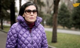 «Қайсар жандар». Жазира Мүлкібекова