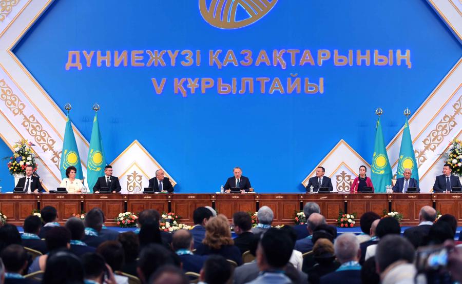 Н.Назарбаев: Қазақтың тарихи Отаны біреу, ол – Қазақстан