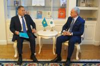 ШЫҰ Хатшылығында Қазақстан Президенті Жолдауының негізгі бағыттары талқыланды