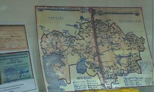 Выставка архивных документов на латинской графике открылась в Талдыкоргане