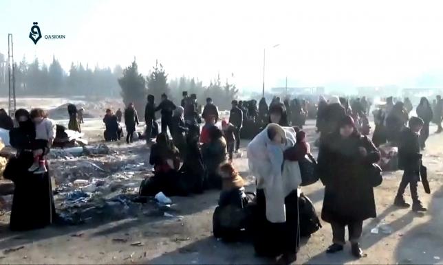 Часть сирийской оппозиции отказалась от участия в Астанинском процессе