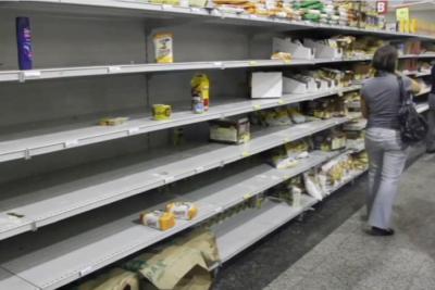 Венесуэлада ашқұрсақ балалар саны артып барады