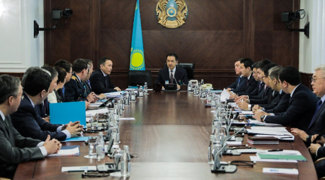 Б.Сагинтаев дал ряд поручений по улучшению инвестклимата и развитию несырьевого экспорта