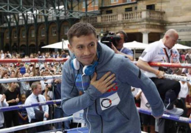 Геннадий Головкин станет послом WBC в Мексике