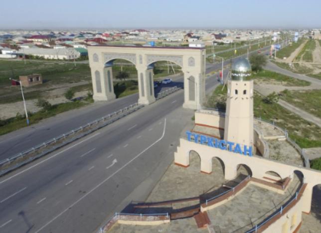 Бақытжан Сағынтаев іссапармен Түркістанға барды