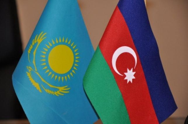 Казахстан и Азербайджан отмечают 25-летие установления дипотношений