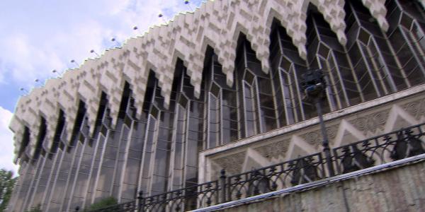 Здание «Хабара» в Алматы может стать объектом историко-культурного наследия