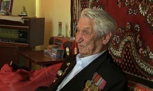 В Усть-Каменогорске фронтовик отпраздновал 90 день рождения