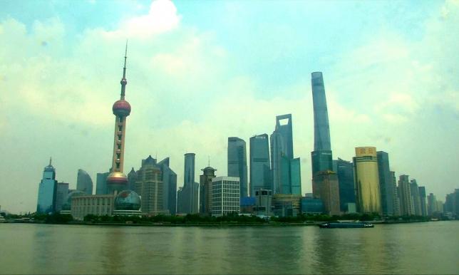 В Шанхае установилась самая высокая температура за 145 лет
