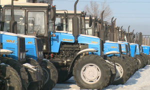 С 1 января 2018 года вводится субсидирование на производство казахстанской сельхозтехники
